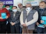 Jammu and Kashmir: Bahar-I-Adab organises book release function at Pattan