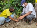 Khushee's 'Amar Bangla Abar Sobuj Hok' initiative to plant one-lac saplings in Bengal