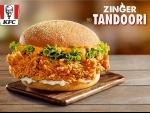 KFC's exclusive gift to Kolkata this Durga Puja : Tandoori Zinger Burger
