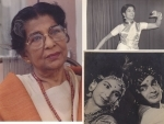 Amala Shankar: Living life to the lees