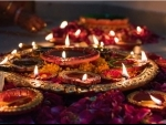 Diwali celebrated in Jammu and Kashmir
