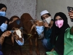 Amid COVID-19 pandemic, India celebrates Eid-ul-Adha