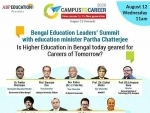 MAKAUT, WB participates in The Bengal Education Leaders' Summit - 'CampusToCareer 2020'