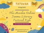 Yayavar Literary Festival for Kids goes online to beat the Covid-19 restrictions and remain on schedule