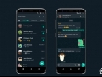 WhatsApp rolls out 'Dark Mode' for Android and iOS users