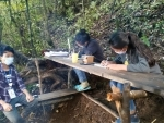 No network in this Nagaland's village, students travel 3-4 km hills area to appear online exam