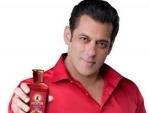 Navratna Oil signs Salman Khan as their new brand ambassador