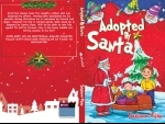 Author interview: Sanjamm Vijan on her book 'Adopted by Santa'