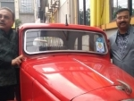 Kolkata gets ready to witness vintage and classic car rally tomorrow