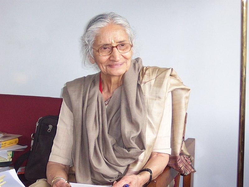 Arts scholar-author Kapila Vatsyayan dies at 92