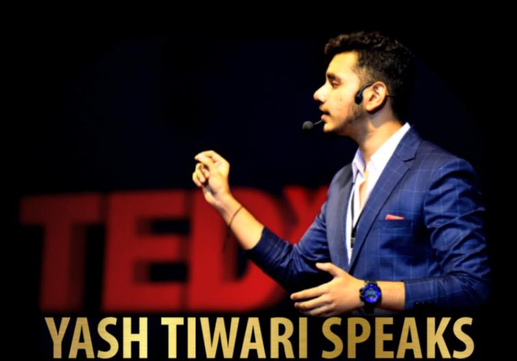 Public speaker and youth mentor Yash Tiwari pens novel on the COVID-19 pandemic
