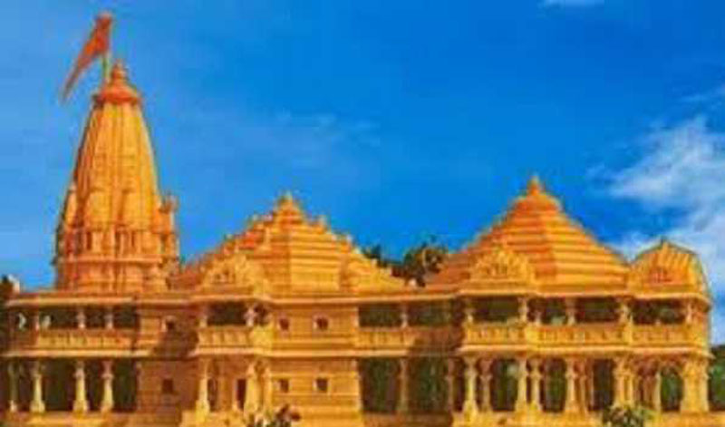 Bhoomi Pujan: UP police beefs up security in Ayodhya