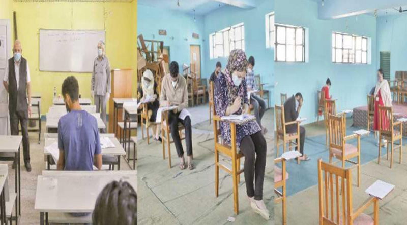 Jammu and Kashmir: 6400 students appear in CUCET-2020 from Kashmir