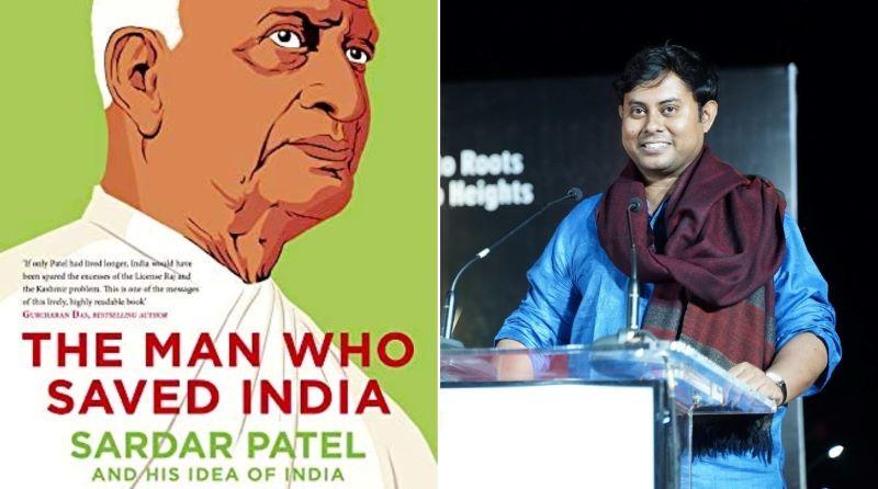 Kashmir would not have been part of India without Sardar Patel's effort: Historian-journalist Hindol Sengupta