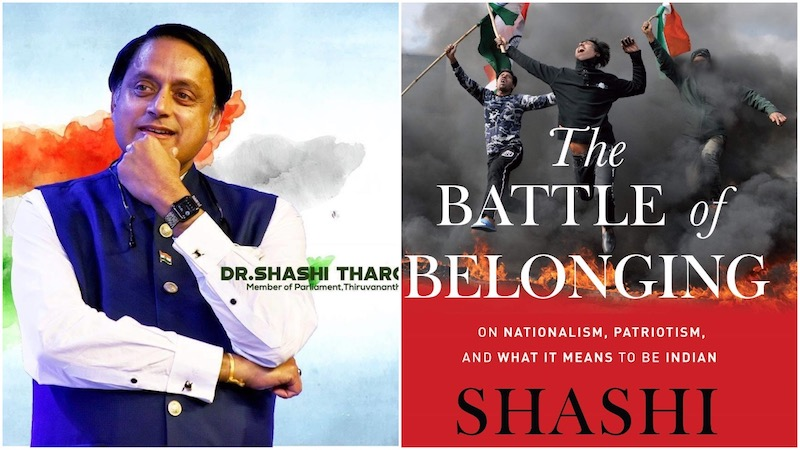 With a debate on the idea of India, Shashi Tharoor's new book 'The Battle of Belonging' launched at PKF event