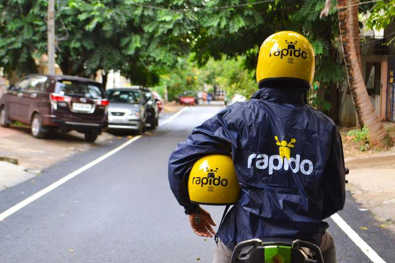 Even crowded lanes cannot deter bike taxi Rapido from offering best services, says new campaign