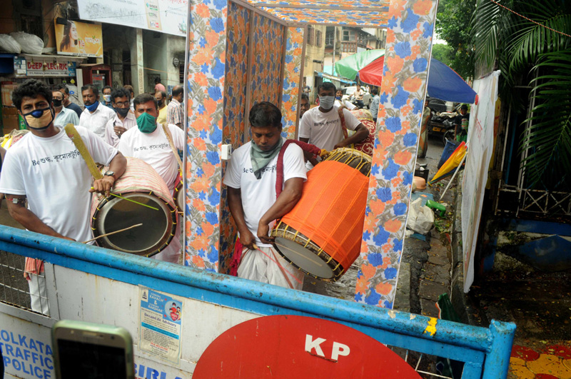 Kolkata: Bio toilets, sanitisation tunnels to come up in Kumortuli