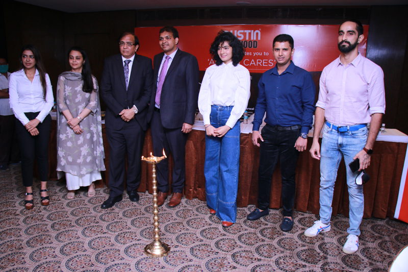Austin Plywood holds motivational program for the welfare of employees and others