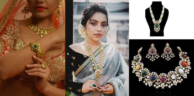 Aaliya Wedding Collection from Avama Jewellers showcases Indian tradition through trendy designs