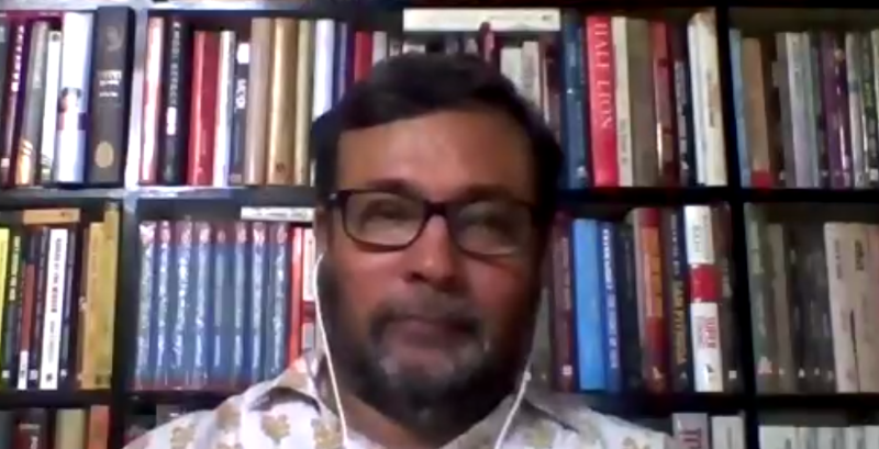 Marxists' weakness is they don't practise what they preach: Author Anant Vijay