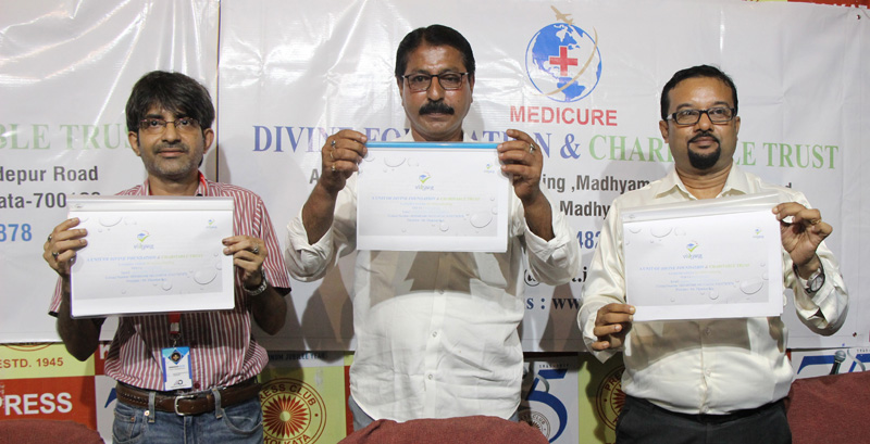 Divine Foundation Trust launches mobile apps for health and education sector