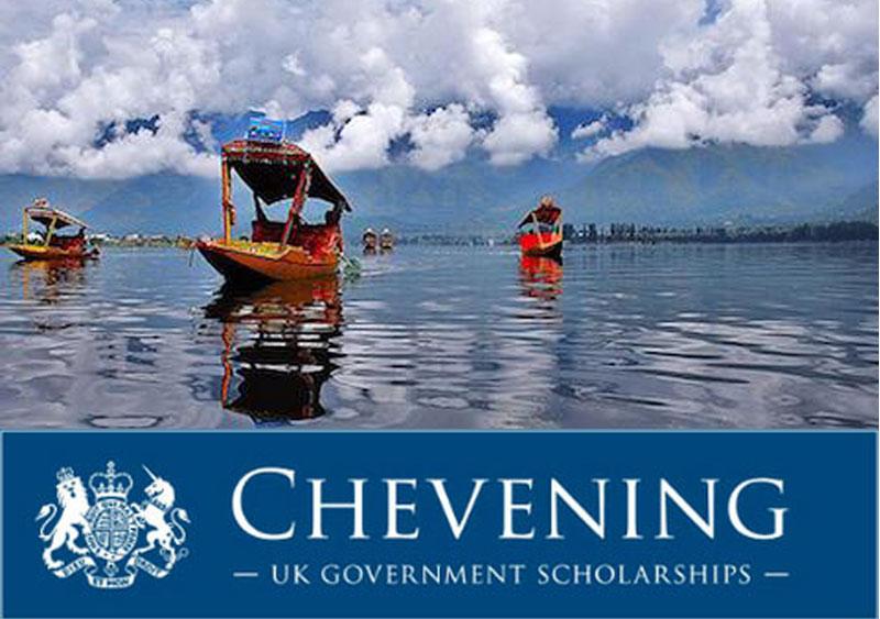 Kashmiri student earns prestigious British 'Chevening Scholarship'