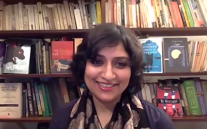 Institutions of the country in trouble, not seen even in Emergency: Author Nilanjana S Roy
