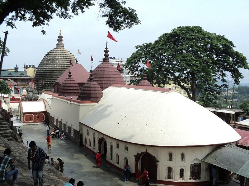 Devotees offer prayer at Kamakhya temple on Maha Navami amid tight COVID-19 protocols