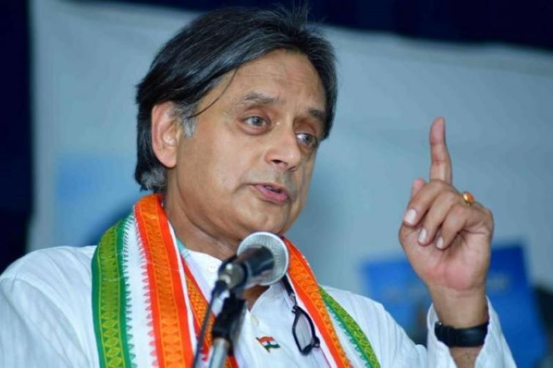 BJP govt tried to establish alternative idea of India in last six years: Shashi Tharoor