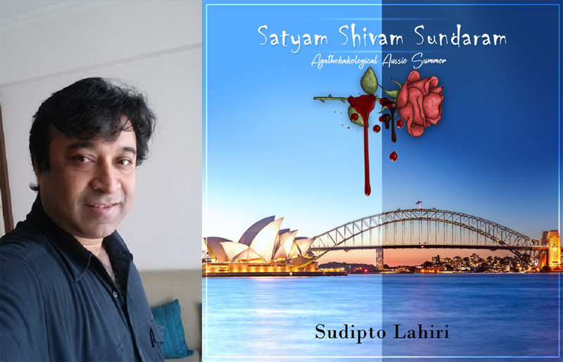 Author Sudipto Lahiri's short story wins honour in Indo-Australian short story competition