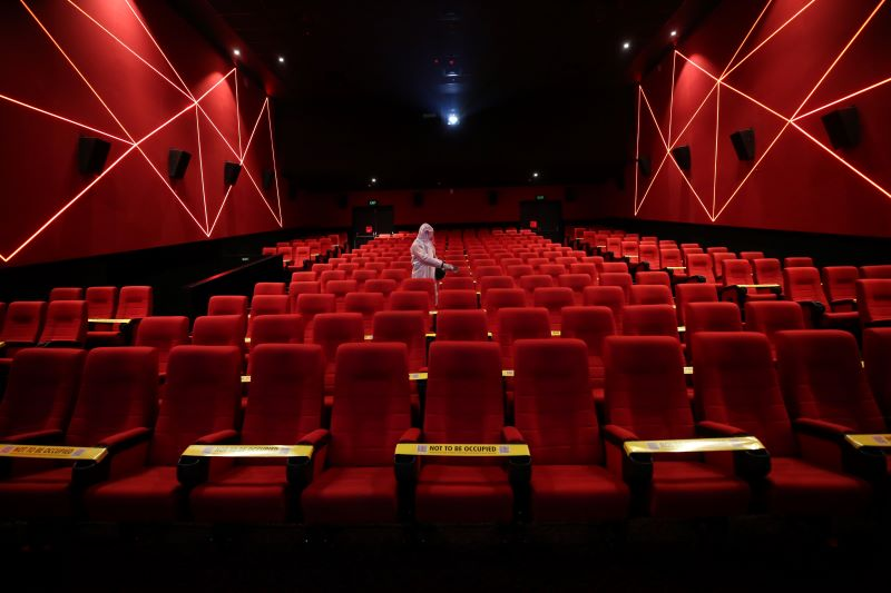 Kolkata cinema halls set to reopen amid Covid-19 threat