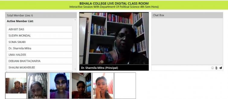 Kolkata: Behala College starts online digital classroom using own server to benefit students during lockdown
