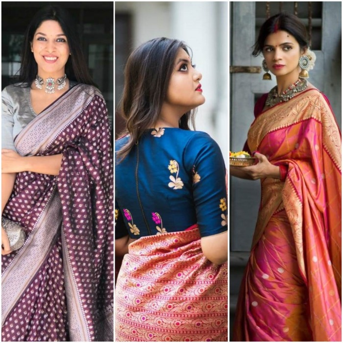 Fashion designer Mitan Ghosh infuses traditional Indian saris with contemporary chic