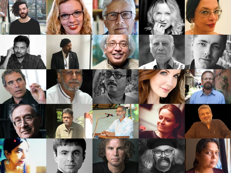 International poetry festival 'Chair Poetry Evenings' goes online this year