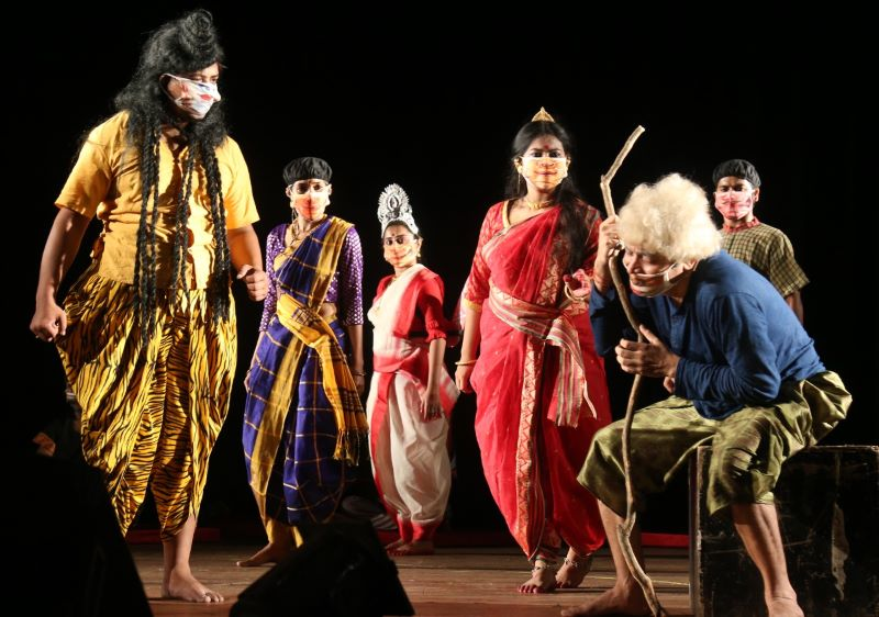 Theatre in the time of Corona: EZCC resumes live performance in Kolkata after months of Covid-19 lockdown