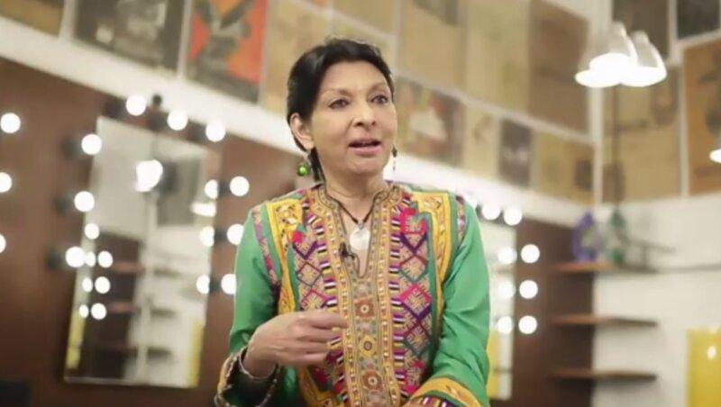 Mallika Sarabhai during the interaction