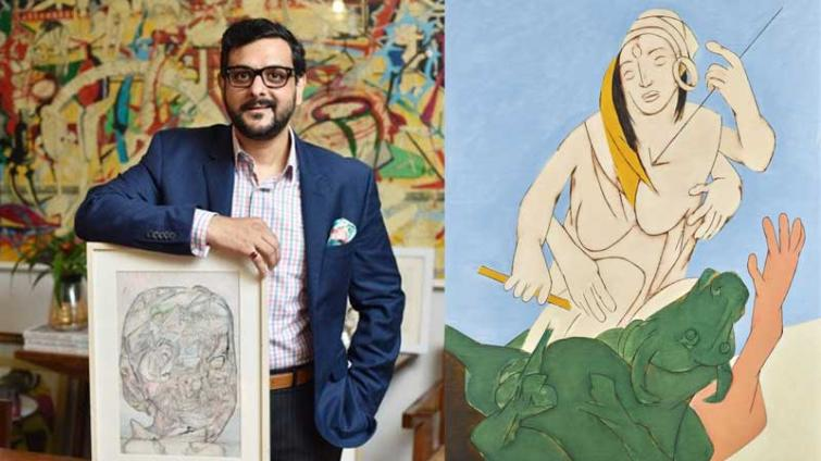How Gaurav Bhatia led Sotheby's debut auction in India with great success