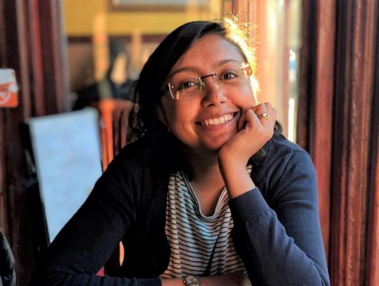 'A Burning' is a book about constraints society puts on people: Author Megha Majumdar