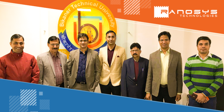 Ranosys Technologies partners With Bikaner Technical University to bring OutSystems to Indian students