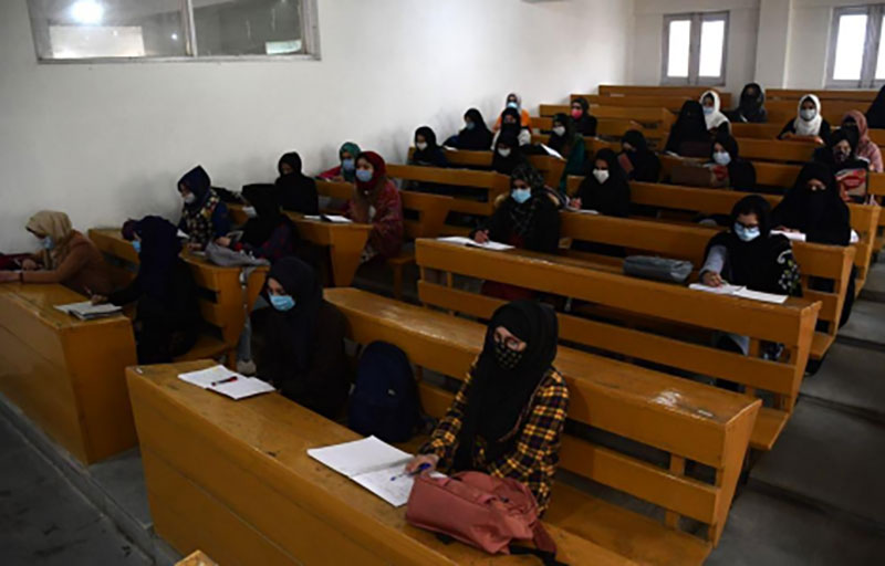 Srinagar colleges are allowed to resume offline classes