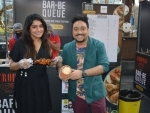 Tuck into a kebab and biryani spread at the Bar- Be- Queue festival in Acropolis Mall