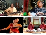 Doordarshan brings a new show on Hindustani classical music featuring legendary artists