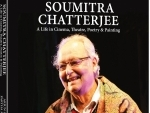 Book on Soumitra Chatterjee's life in cinema, theatre, poetry launched virtually