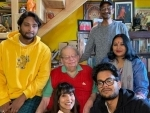 Ruskin Bond rings in 87th birthday with a tribute from unluclass