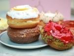 Don't miss the doughnut festival at JW Bakery