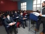 Schools reopen for 9, 12 classes in Jammu