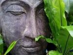 Miniature sculpture of Saranath Buddha unearthed