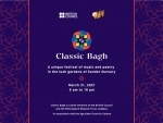Sunder Nursery to host the Classic Bagh Festival, an India-UK collaboration