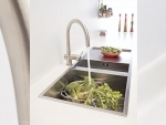 Enhance the hygiene and aesthetics of your kitchen with Hafele's new range of sinks