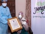 Sunil Gangopadhyay Memorial Award conferred on Buddhadev Guha and Sanjib Chattopadhyay